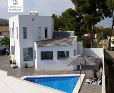Alfaz del Pi,Alicante,España,3 Bedrooms Bedrooms,2 BathroomsBathrooms,Chalets,34722