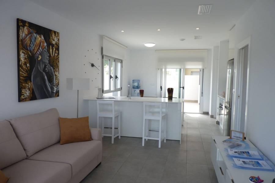 Pilar de la Horadada,Alicante,España,2 Bedrooms Bedrooms,2 BathroomsBathrooms,Apartamentos,40194