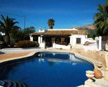 La Xara,Alicante,España,3 Bedrooms Bedrooms,2 BathroomsBathrooms,Casas,40395