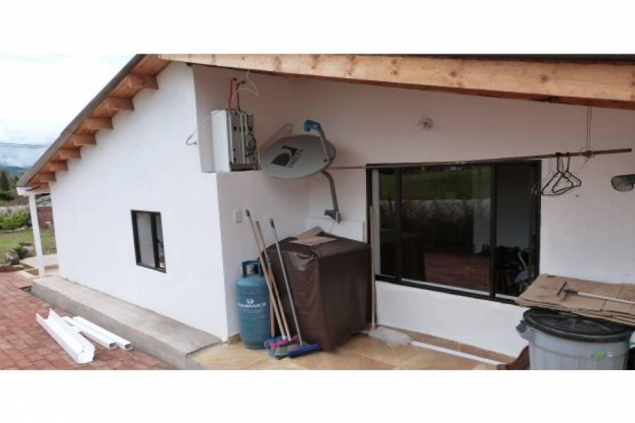 IMPERDIBLE! VER INFO...,3 Bedrooms Bedrooms,1 BañoBathrooms,Casas,FINCA MONTECILLO,Vereda Montecillo,1,40545