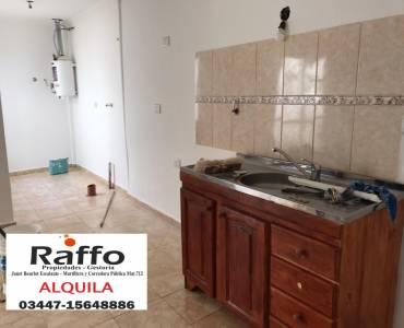 Colon, Entre Ríos, Argentina, 1 Dormitorio Habitaciones, ,1 BañoBathrooms,Apartamentos,Alquiler-Arriendo,Castelli,42813