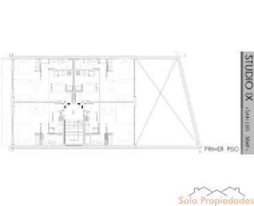 Rosario,Santa Fe,1 Dormitorio Habitaciones,1 BañoBaños,Departamentos,Studio IX,San Luis,1,1570