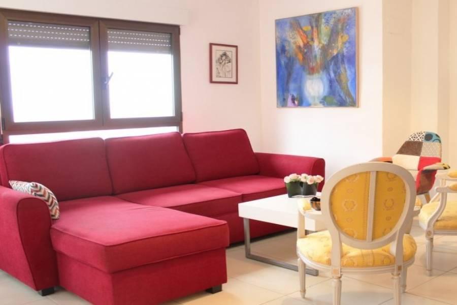 Dénia,Alicante,España,2 Bedrooms Bedrooms,1 BañoBathrooms,Pisos,9478