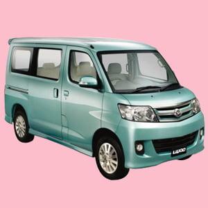 Daihatsu Luxio Rp. 450.000