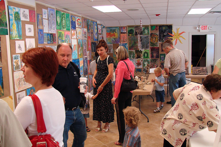 2008 – Art Exhibition – Spring