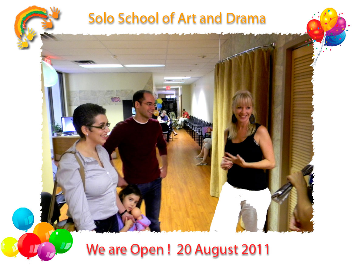 2011 – August – We Are Open