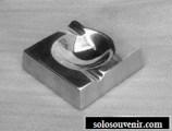 Ashtray - Asbak Aluminium (3)