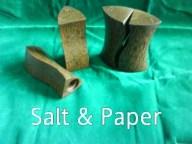 Salt and Paper