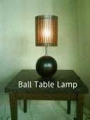 Ball Table Lamp