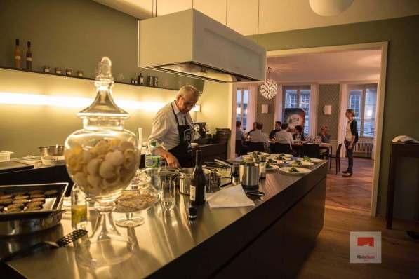 Ein Blick in die Küche - Bildquelle Miriam Ritler
