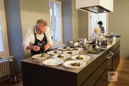 Die Küche - Bildquelle Marie-Sophie Pascher