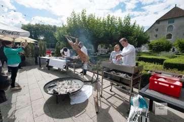 Gustofestival Tag vier: Grillieren nach Zen