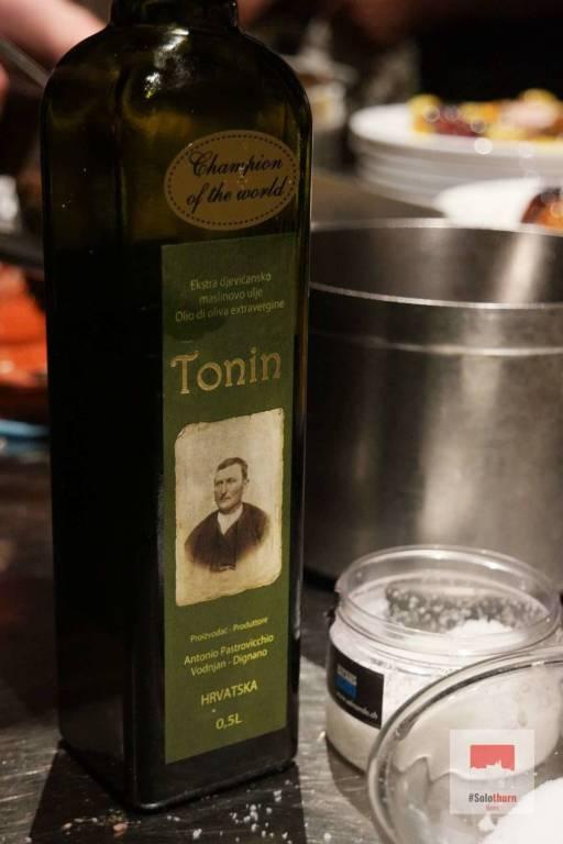 Kroatisches Olivenöl - Tonin