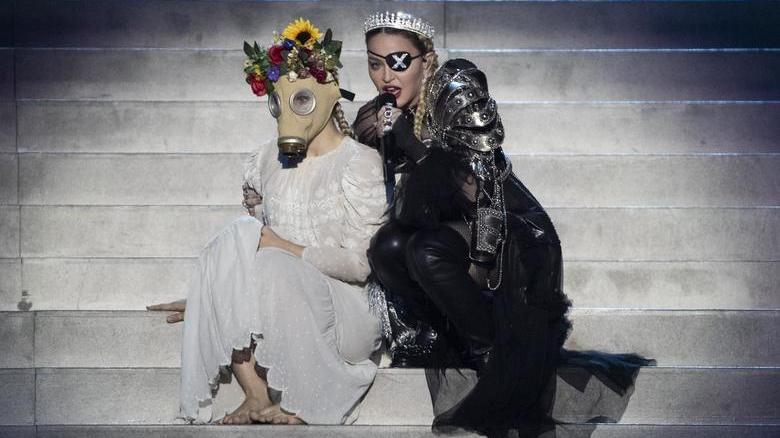 Madonna en Eurovisión