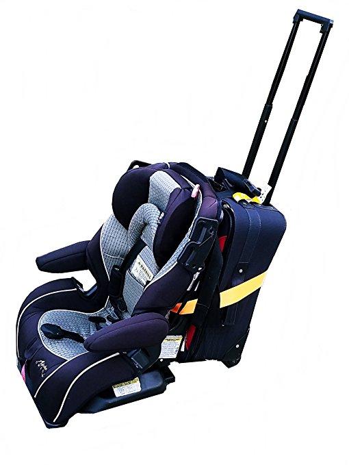 free car seat from Hertz Car Seat Travel Belt