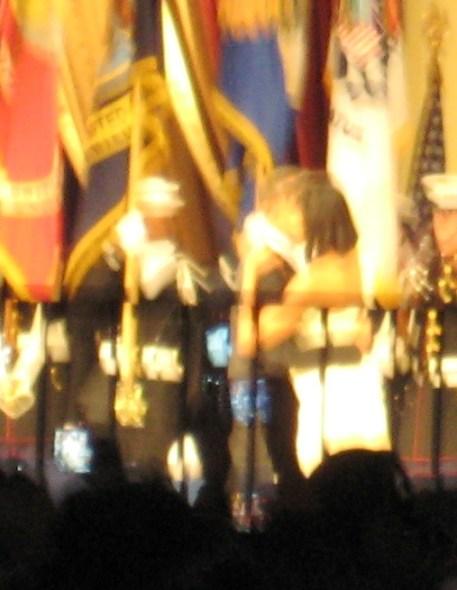 The Obamas, Mid-Atlantic Inaugural Ball, Jan. 20, 2009