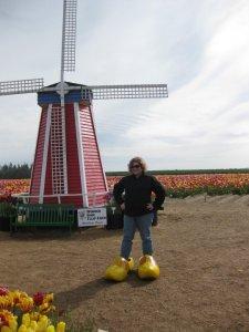 Wooden Shoe Tulip Festival, Woodburn, Ore., April 2010