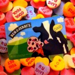 $10 Ben & Jerry's Scoops Shop Gift Card Contest