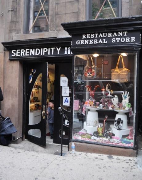 Entrance to Serendipity 3, New York City