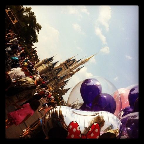 The Most Magical Place on Earth - Magic Kingdom, Walt Disney World, Fla.