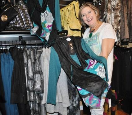 Clara Schneider, Owner of the Women's Boutique, Em'z on Fifth, Mount Dora, Fla.
