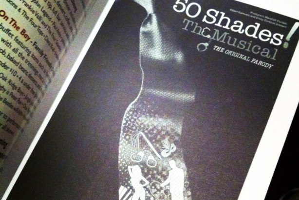 50 Shades! The Musical is Full of Laughs