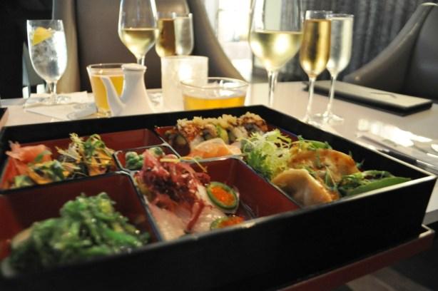 Pea Ringu - The Art of Sushi Pairing, Zeta Bar & Sushi Bar, Hilton Orlando Bonnet Creek