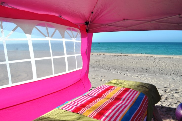 The Beach Spa by Silhouetes Day Spa on Englewood Beach