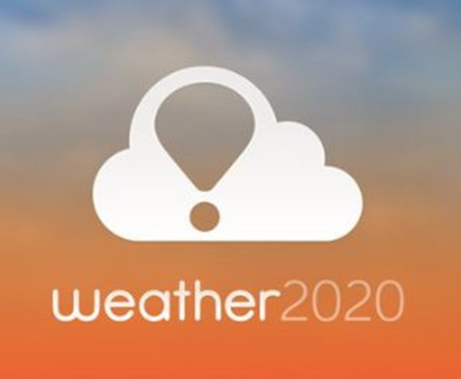 Weather 2020 provides weather forecasts up to 12 weeks in advance by using revolutionary weather forecasting technology.