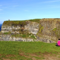 Travel to Ireland: Feeling Small at the Cliffs of Moher