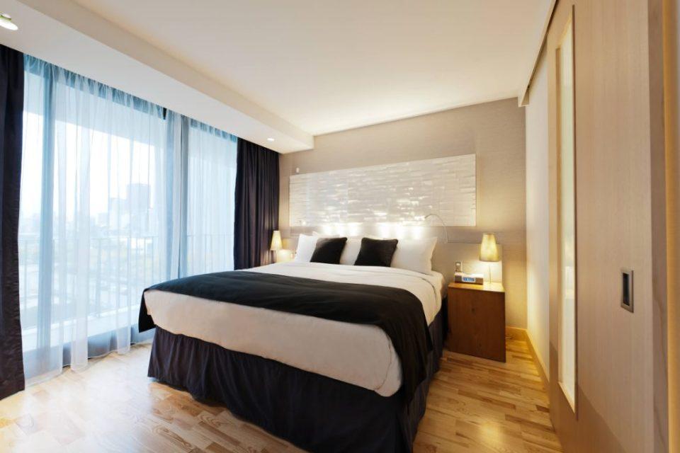 Radisson Blu Aqua Hotel Chicago Guestroom