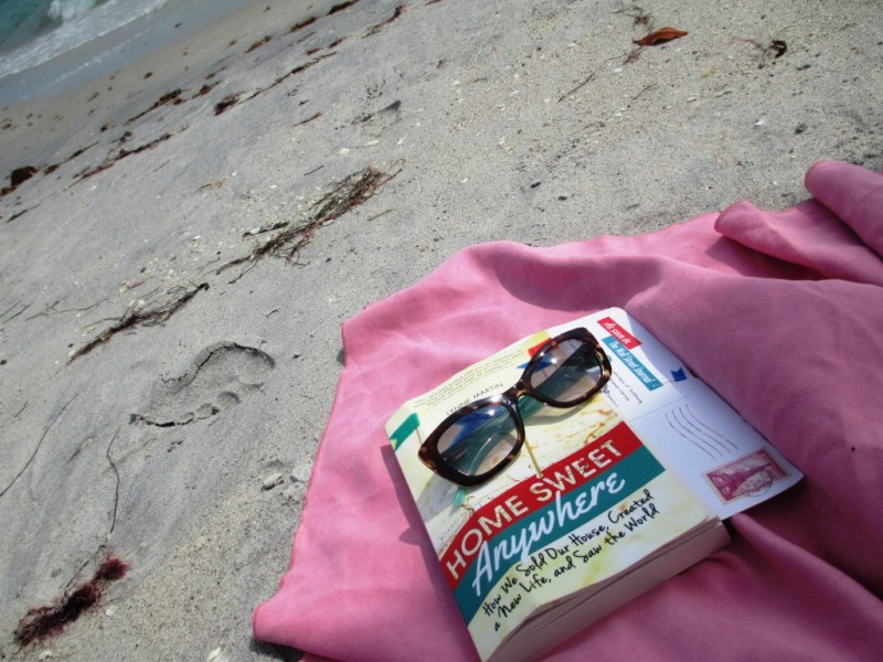 Light Blue Cat Eye Bifocal Reading Sunglasses Are the Perfect Summer Travels