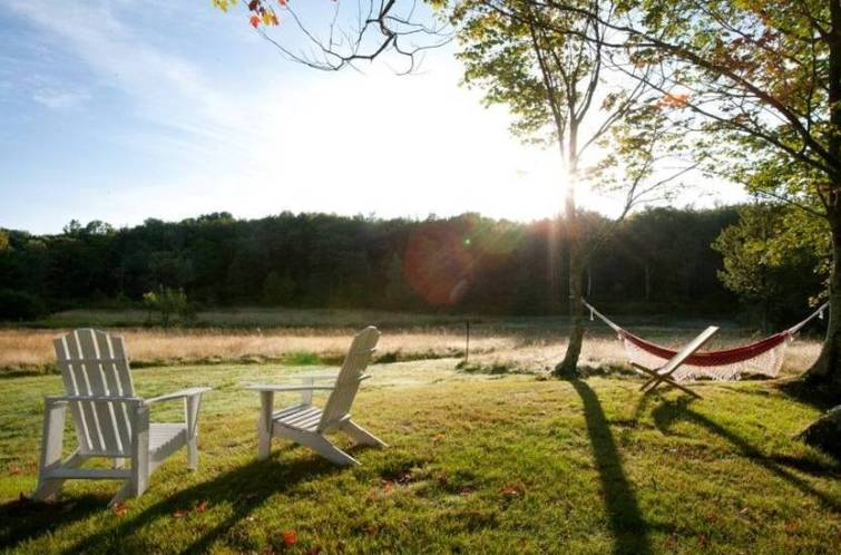 Can You Picture Yourself at The Arnold House in the Catskills?