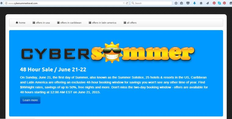 Celebrate the Summer Solstice by Booking Your Vacation During CyberSummer