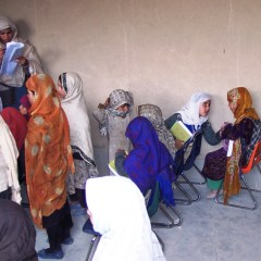 Empowering Women is Key to Afghanistan's Reconstruction