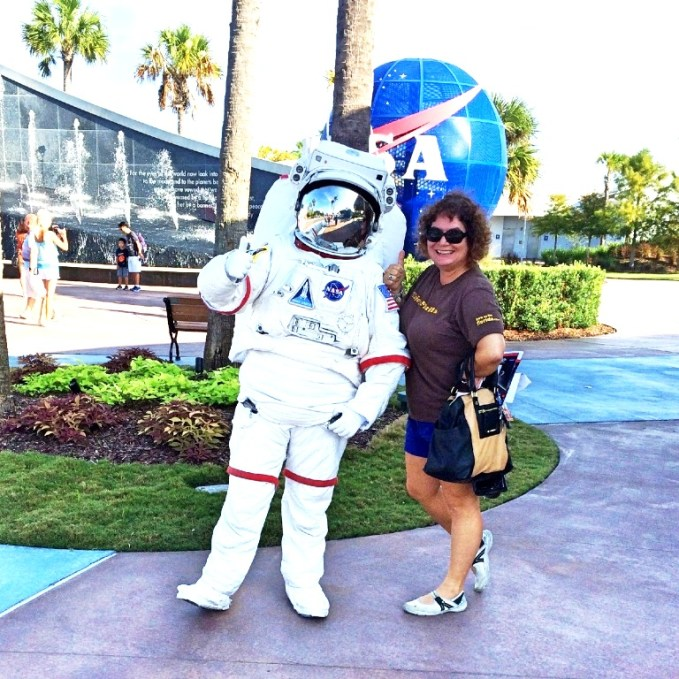 Hang with an Astronaut at the Kennedy Space Center Visitor Complex, Fla.