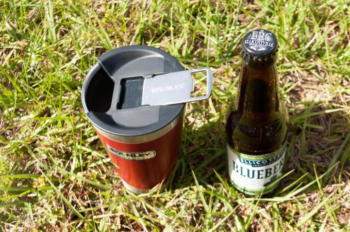 The Stanley Pint Has a Built-In Bottle Opener!