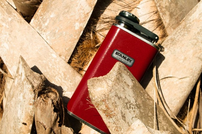 Stanley The Classic Wide Mouth Flask Ideal for Red Wine Outdoor Adventurers