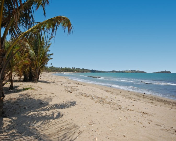 Can You Picture Yourself on the Beach While Staying at thee Comfort Inn & Suites, Levittown, Puerto Rico?
