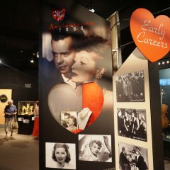 """Visiting the """"I Love Lucy"""" Statue and Museum in Jamestown, N.Y."""