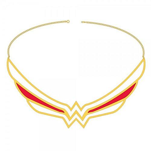 Wonder Woman Collar Necklace