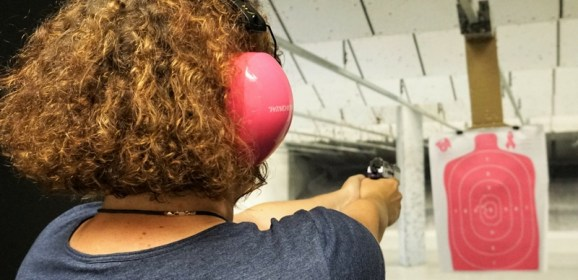 Firearms Training and My First Trip to a Gun Range in Port Charlotte, Fla.