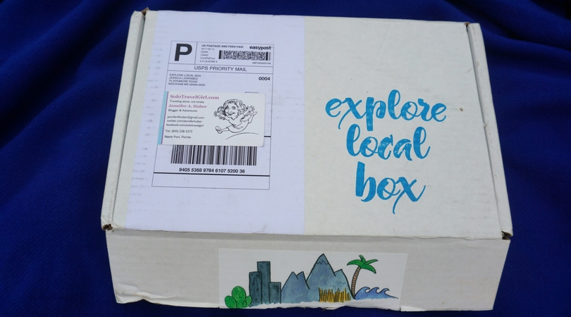 Best Subscription Box for Those Who Love to Travel? The Explore Local Box!