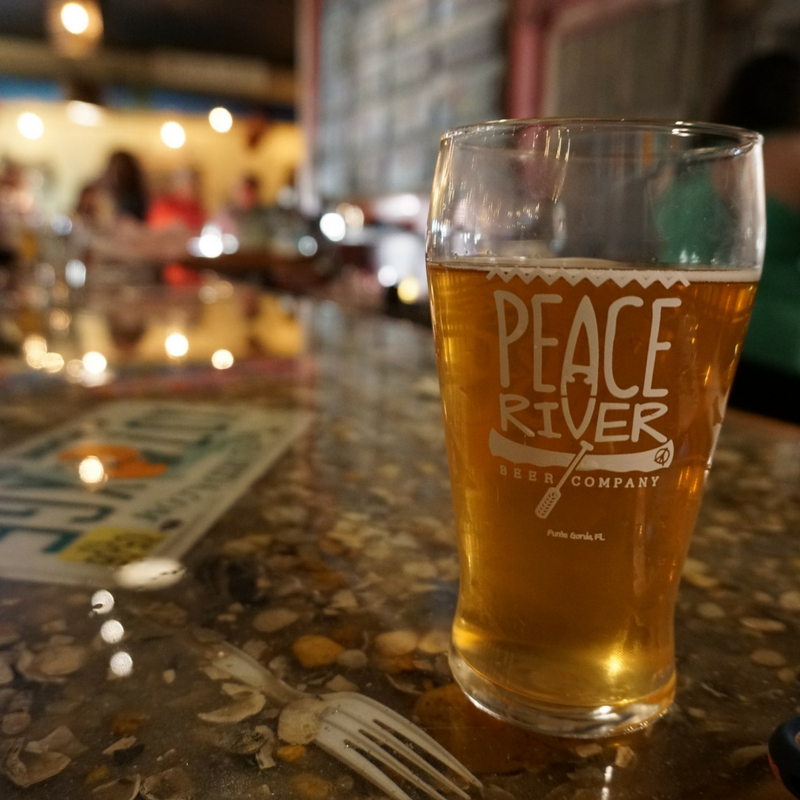Cheers! Peace River Beer Company is a New Brewery in Punta Gorda, Fla.