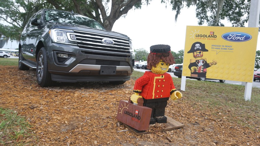 Where to Stay When Visiting LEGOLAND Florida Resort? The LEGOLAND Hotel, Of Course!