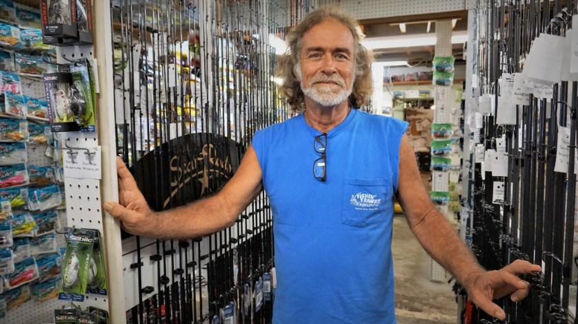 Visit Fishin' Frank's in Port Charlotte for all Your Fishing Needs.