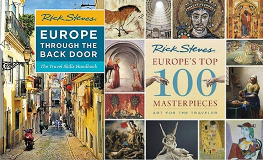 Rick Steves has Penned More than 80 Travel Books!