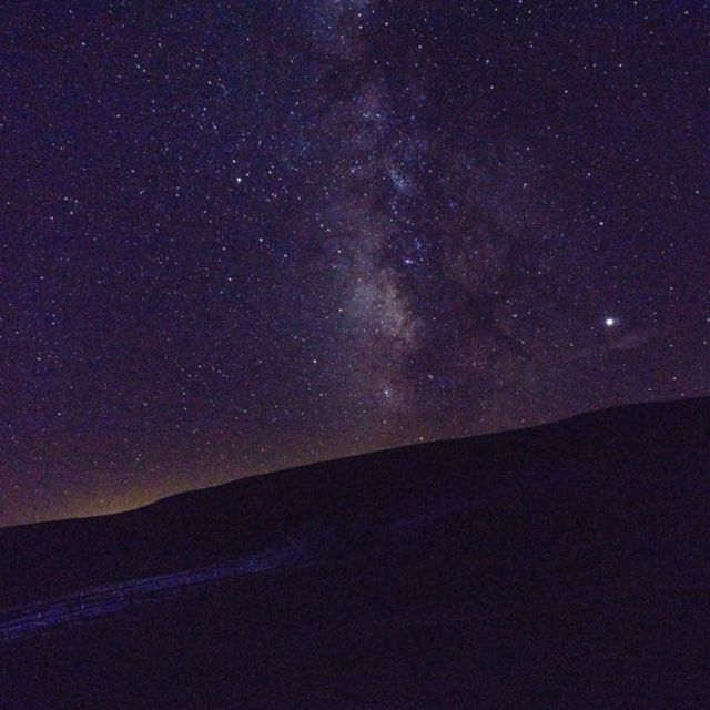 Death Valley National Park is an International Dark Sky Park. This is the Milky Way at Borax Works in Death Valley National Park, Calif., July 2019.