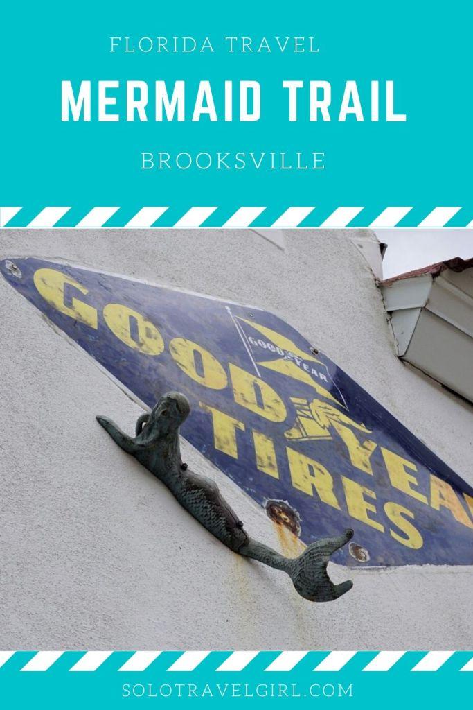 Pin It! Brooksville Mermaid Trail.