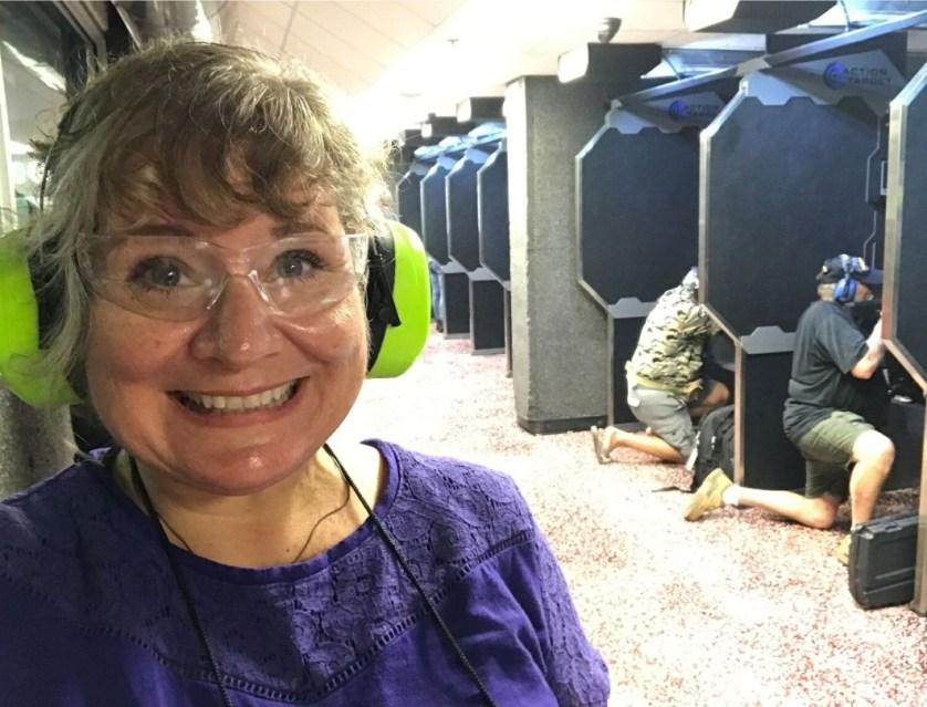 That's Me at Volusia Top Gun in Daytona Beach, Fla., Sept. 2019.